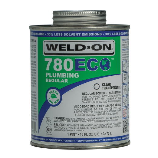 Regular-Bodied Plumbing Cement one-pint-can